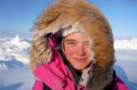 Австралийка в 16 лет покорила Северный и Южный полюса
