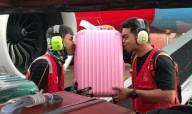 Грузчики AirAsia кидали велосипеды теперь целуют чемоданы