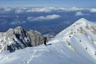 Пьяный турист случайно покорил Альпы
