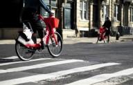 Прокат велосипедов от Uber