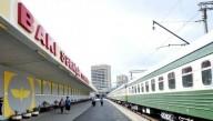 Киев и Баку соединит прямой поезд