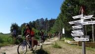 В Расточье обустроят 110-километровый веломаршрут