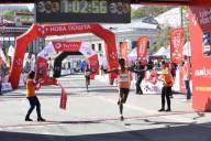 В Киеве прошел 8th Nova Poshta Kyiv Half Marathon