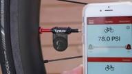 Новое устройство для измерения давления в покрышках