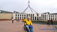 Украинский путешественник на коляске посетил Австралию