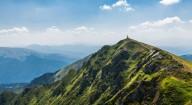 Карпатские горы с невероятными панорамами