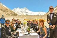 На Эвересте установили кулинарный рекорд