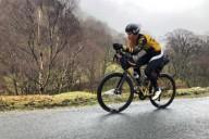 Новый мировой рекорд пересечения Европы на велосипеде