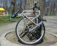Складной велосипед Cutbike.