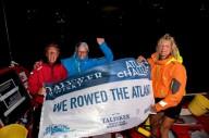 «Бабушки» установил три рекорда пересечения Атлантики