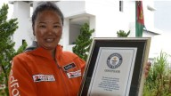Новый женский рекорд на Эвересте