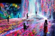 В Токио можно совершить путешествие в фантазийные миры