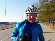 Виталий Иванусь проехал 20 стран Европы на велосипеде