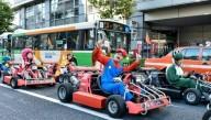 В Японии экскурсия превращает туристов в братьев Марио