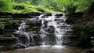 Энтузиасты открыли туристам красоту водопадов Тернопольщины