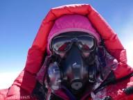 Самая пожилая европейка на Эвересте