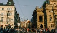 В центр Праги снова пустят велосипеды