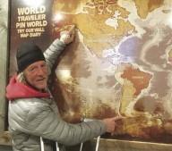 Рекордсменом мира в классе пешком через две Америки