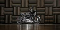 Электробайк от Harley Davidson