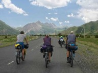 В Таджикистане были убиты четыре велотуриста