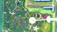 Невероятный лабиринт в Китае стал рекордным