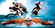 Cоревнования на новой «полужелезной» дистанции триатлона
