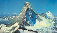 Новый рекорд скоростного забега на вершину Альп