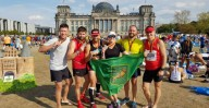 Харьковчане приняли участие в Берлинском марафоне