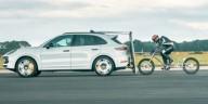Турбо-Кайен помог установить новый рекорд скорости