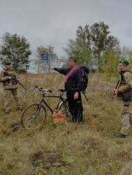 На велосипеде через границу