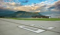 В Индии открыли аэропорт с потрясающим видом