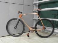 Самый эластичный велосипед