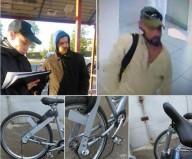 В Киеве на Троещине воруют велосипеды с проката