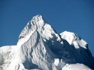 Первое восхождение на непокоренную вершину Лунаг Ри
