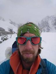 Украинский альпинист открыл новый маршрут на вершину горы