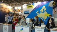 Украина принимает участие в крупной туристической выставке