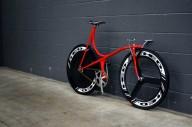 Велосипед без прямой линии