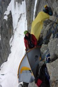 Харьковские альпинисты прошли самый сложный маршрут в Альпах