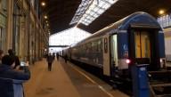 Из Будапешта в Мукачево отправился первый поезд интерсити