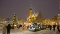 Рождественская ярмарка Таллинна признана лучшей в Европе