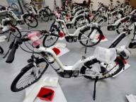 Велосипед на водороде