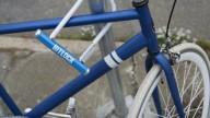 Велосипедный замок на bluetooth