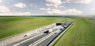 Cтоительство подводного туннеля между Германией и Данией