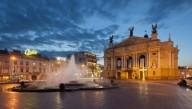 В новогоднюю ночь Львовская опера станет арт-объектом