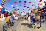 В Чианг Мае пройдет Фестиваль цветных зонтиков