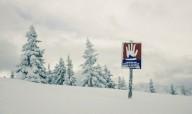 В горах Европы объявлен «красный» уровень опасност