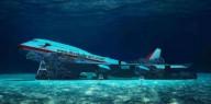 Бахрейн создает подводный тематический парк с Боингом