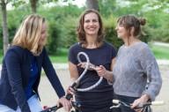 Велозамок из текстиля