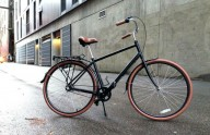 Велосипед не нуждающийся в ремонте