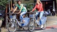 В Одессе заработают станции велопроката Nextbike